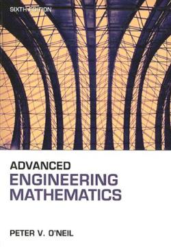 کتاب ریاضیات مهندسی پیشرفته اونیل